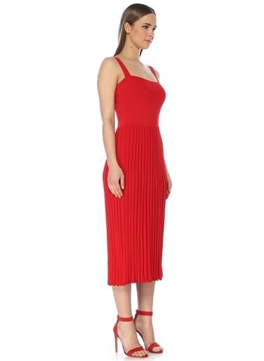 NetWork Elbise Kırmızı